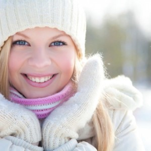 Winter body care part 1: capillary skin, acne skin, dry skin, combination skin.